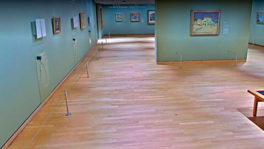 Activități online – Jocuri și expoziții la Muzeul Van Gogh