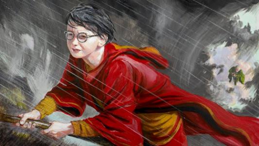Activități online – Harry Potter și magia unei expoziții la British Library
