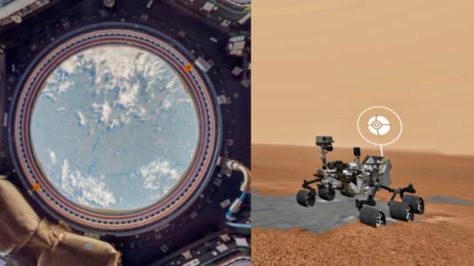Deveniți astronauți din fața calculatorului